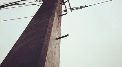 Photo of Monument / Landmark 日本最古のコンクリート電柱 at 末広町, 函館市 040-0053, Japan