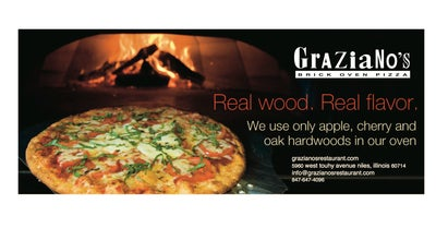 Photo of Italian Restaurant Graziano's Brick Oven Pizza at 5960 W Touhy Ave, Niles, IL 60714, United States