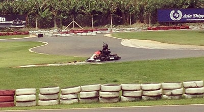 Photo of Racetrack Kartódromo Internacional San Marino at Av Armando Botasso, Paulinia 13140-000, Brazil