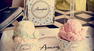 Photo of Ice Cream Shop Amorefrato at R. Passos Manuel, 69, Porto 4000-384, Portugal