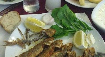 Photo of Fish and Chips Shop Marina Beach&Balık Restaurant at Turkey