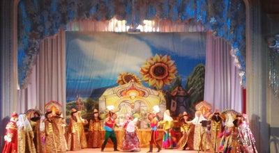 Photo of Theater Городской театр at Ул. Советов, 53, Новороссийск 353900, Russia