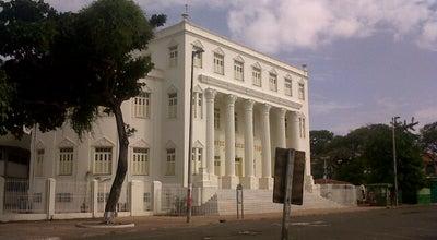 Photo of Library Biblioteca Pública Benedito Leite - BPBL at Praça Do Patheon, S/n - Centro, São Luís, Brazil