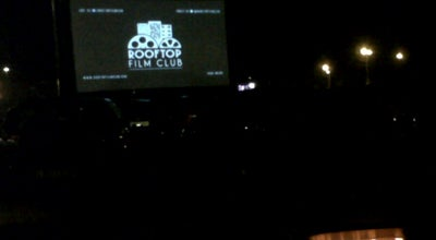 Photo of Movie Theater Rooftop Cinema Club at United Kingdom