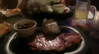 Photo of Steakhouse Weber's Steak House at 2017 S Ridgewood Ave, South Daytona, FL 32119, United States
