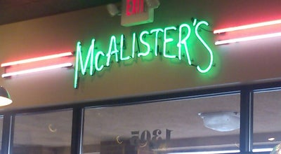 Photo of Sandwich Place McAlister's Deli at 1305 Veterans Pkwy, Clarksville, IN 47129, United States