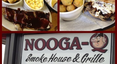 Photo of BBQ Joint Nooga-Q Smokehouse & Grille at 301 Signal Mountain Road, Red Bank, TN 37405, United States