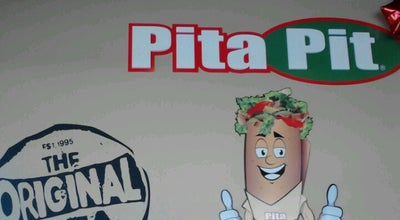 Photo of Greek Restaurant Pita Pit Omaha at 12247 K Plaza, Omaha, NE 68137, United States