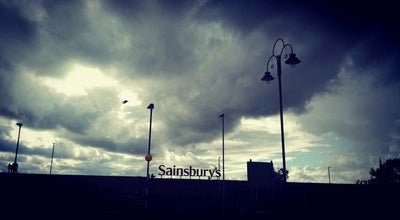 Photo of Supermarket Sainsbury's at Raglan Street, Wolverhampton, United Kingdom