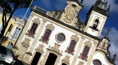 Photo of Church Igreja Nossa Senhora do Carmo at Pç. Dom Adauto, S/n, João Pessoa, Brazil