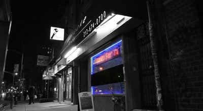 Photo of Nightclub Sing Sing Karaoke at 81 Avenue A, New York City, NY 10009, United States