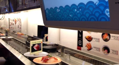 Photo of Sushi Restaurant 스시로 at 연수구 청능대로 210, Incheon, South Korea
