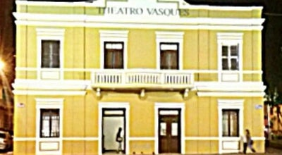 Photo of Theater Theatro Vasques - Municipal De Mogi Das Cruzes at Mogi das Cruzes, Brazil