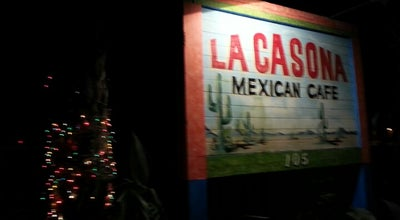 Photo of Mexican Restaurant La Casona at 105 Abner Jackson Pkwy, Lake Jackson, TX 77566, United States