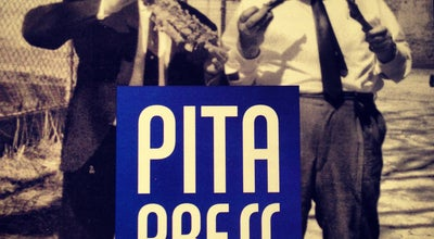 Photo of Greek Restaurant Pita Press at 25 Cedar St, New York, NY 10005, United States