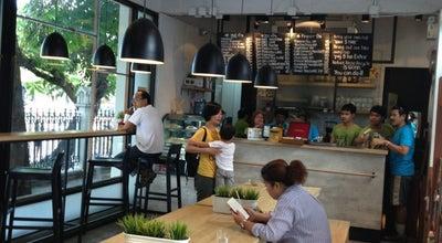 Photo of Cafe Cafe' VeloDome (คาเฟ่ เวโลโดม) at Phra Chan Rd., Phra Nakhon 10200, Thailand