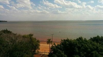 Photo of Lake Prainha de Santa Terezinha de Itaipu at Brazil