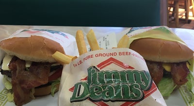Photo of American Restaurant Jimmy Deans Charbroiled Burgers at 22941 Lyons Ave, Newhall, CA 91321, United States