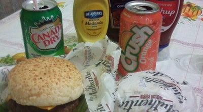 Photo of Food Truck The Authentic American Burger at R. José Maciel Neto, 315, Taboão da Serra 06764-040, Brazil