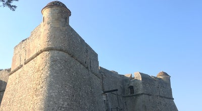Photo of Monument / Landmark Fort du Mont Alban at Col Du Villefranche, Villefranche-sur-Mer 06000, France