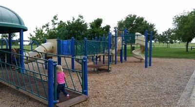 Photo of Playground Virg S. Rabb Playground at Round Rock, TX, United States