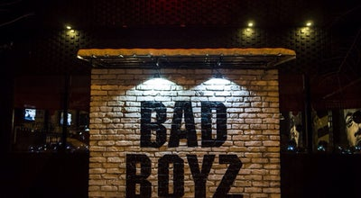 Photo of American Restaurant Bad Boyz Bar at Ул. Боконбаева, Бишкек, Kyrgyzstan