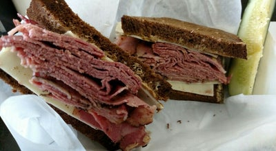 Photo of Sandwich Place Mati's Deli at 1842 Monroe St, Dearborn, MI 48124, United States
