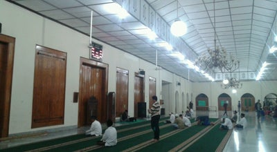 Photo of Mosque Masjid Jami' Kauman Pekalongan at Jl. Wahid Hasyim, Pekalongan, Indonesia