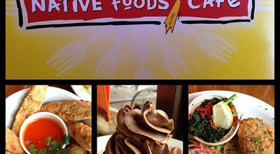 Photo of Vegetarian / Vegan Restaurant Native Foods at 9343 Culver Blvd., Culver City, CA 90232, United States
