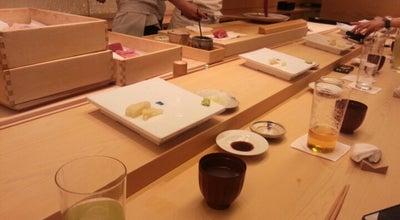 Photo of Sushi Restaurant 아리아께 (有明 / Ariake) at 중구 동호로 249, 서울특별시 100-856, South Korea