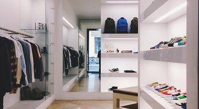 Photo of Men's Store Firmament at Linienstr. 40, Berlin 10119, Germany