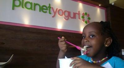 Photo of Dessert Shop Planet Yogurt - Nyali at Nyali Centre, Mombasa, Kenya