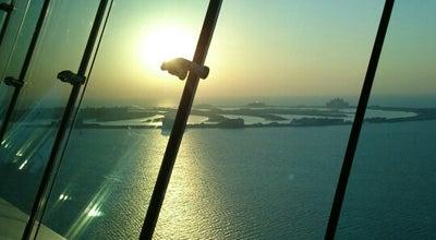 Photo of Hotel Bar Skyview Bar at Burj Al Arab Hotel, Dubai, United Arab Emirates