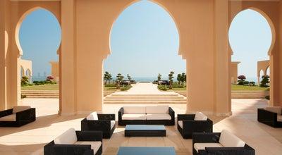 Photo of Tea Room Sarab Lounge at The St. Regis Doha, Doha, Qatar