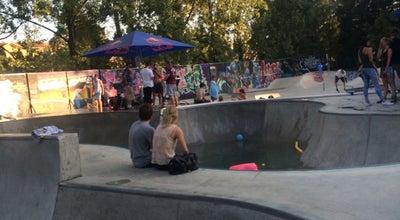 Photo of Skate Park Poruba skatepark at Czech Republic