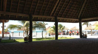 Photo of Beach Palapa de Pemex at Av. Paseo Del Mar, Ciudad del Carmen, Mexico