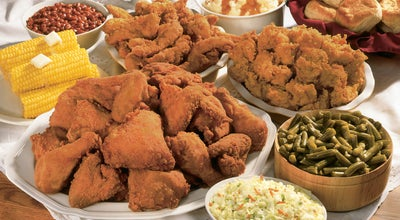 Photo of Southern / Soul Food Restaurant Lee's Famous Recipe Chicken at 20 E 29th St, Anderson, IN 46016, United States
