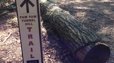 Photo of Trail Paw Paw Tunnel Hill Trail at Oldtown, MD, United States
