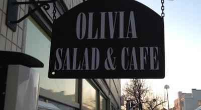 Photo of Salad Place Salad & Café Olivia at Kirkkokatu 33, Oulu 90100, Finland