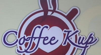 Photo of Cafe Coffee Kup at ถ.พระราม2 ก.ม.26 @ปั๊มซัสโก้(susco(, Thailand