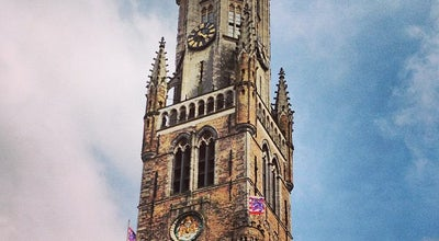 Photo of Historic Site Belfort at Markt, Brugge 8000, Belgium