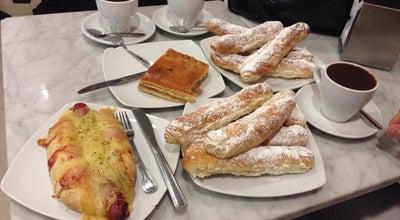 Photo of Coffee Shop Granier at Calle Juan Bravo 3, Segovia 40001, Spain