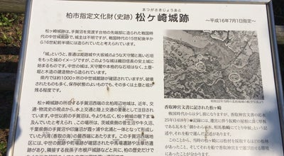 Photo of History Museum 松ヶ崎城跡 at 松ヶ崎字腰巻457-1, 柏市, Japan