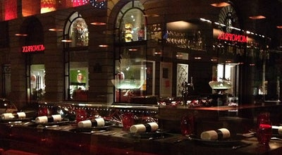 Photo of French Restaurant L'Atelier de Joël Robuchon at 5 Rue Montalembert, Paris 75007, France