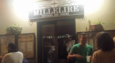 Photo of Cocktail Bar MilleLire at Via 25 Aprile, Sestri Levante 16039, Italy