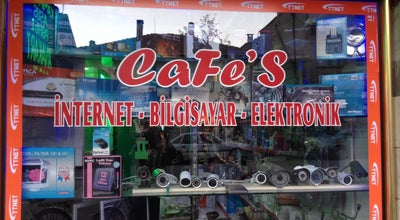 Photo of Arcade Cafe's İnternet Bilgisayar at Gazi Cad., Çumra/Konya, Turkey