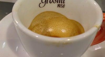 Photo of Coffee Shop Caffè Grosmi at Piazza Giacomo Matteotti, 1-9, Udine 33100, Italy