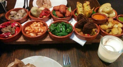 Photo of Spanish Restaurant Caldero at Markt 23, Oldenburg 26122, Germany