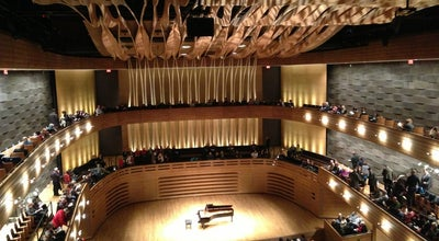 Photo of Concert Hall Koerner Hall at 273 Bloor St. W, Toronto, ON M5S 1W2, Canada