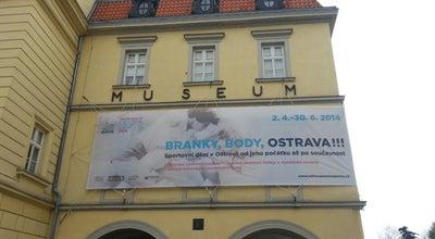 Photo of History Museum Ostravské Muzeum at Masarykovo Náměstí 1, Ostrava 728 41, Czech Republic